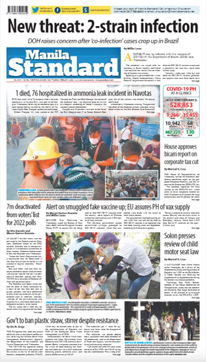 Thursday Print Edition (02/04/2021)