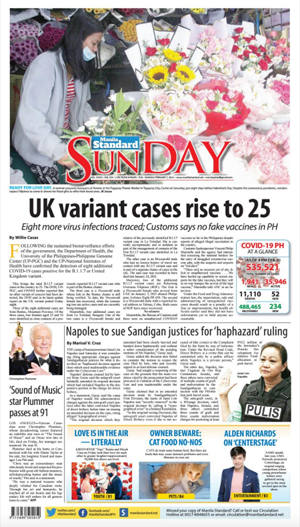 Sunday Print Edition (02/07/2021)