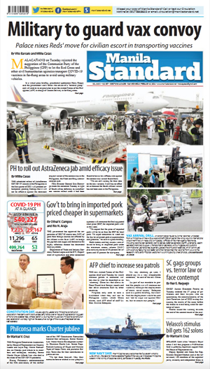 Wednesday Print Edition (02/10/2021)