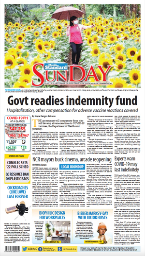 Sunday Print Edition (02/14/2021)