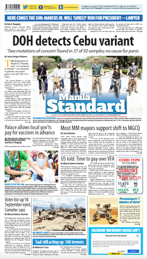 Friday Print Edition (02/19/2021)