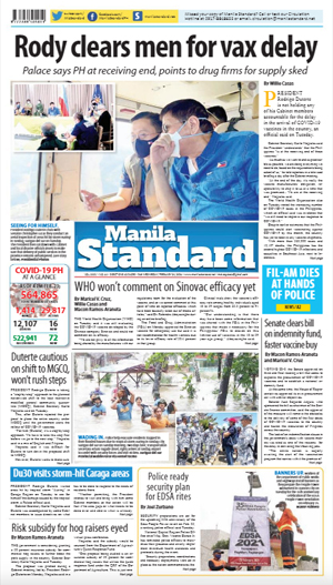 Wednesday Print Edition (02/24/2021)