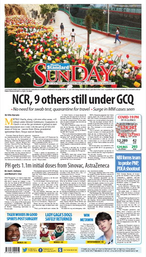 Sunday Print Edition (02/28/2021)