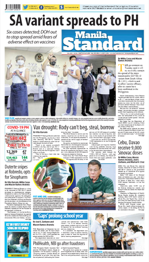 Wednesday Print Edition (03/03/2021)