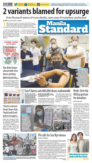 Thursday Print Edition (03/04/2021)