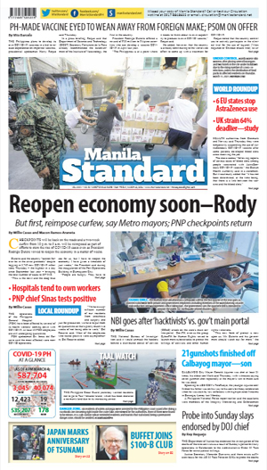 Friday Print Edition (03/12/2021)