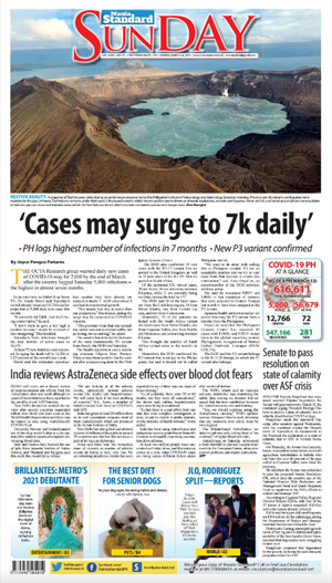 Sunday Print Edition (03/14/2021)