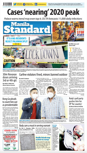 Wednesday Print Edition (03/17/2021)