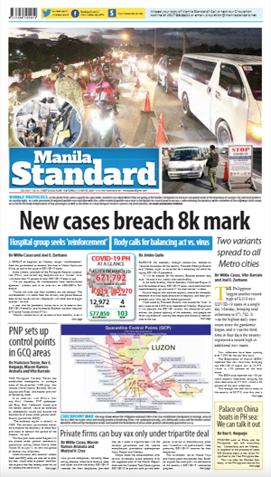 Tuesday Print Edition (03/23/2021)