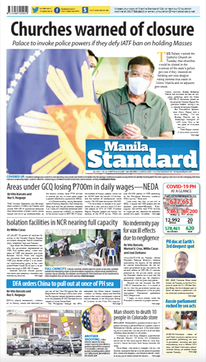 Wednesday Print Edition (03/24/2021)