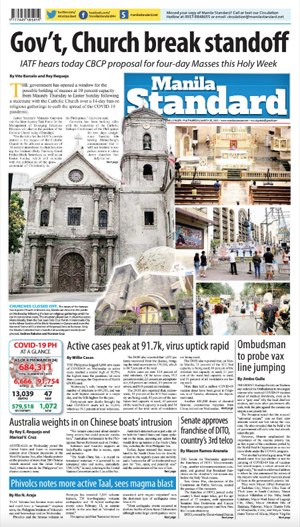 Thursday Print Edition (03/25/2021)