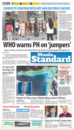 Friday Print Edition (03/26/2021)