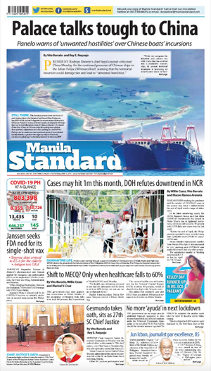 Tuesday Print Edition (04/06/2021)