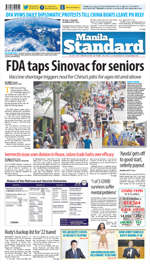 Thursday Print Edition (04/08/2021)