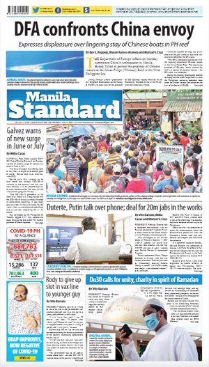 Wednesday Print Edition (04/14/2021)