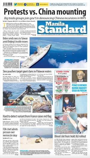 Thursday Print Edition (04/15/2021)