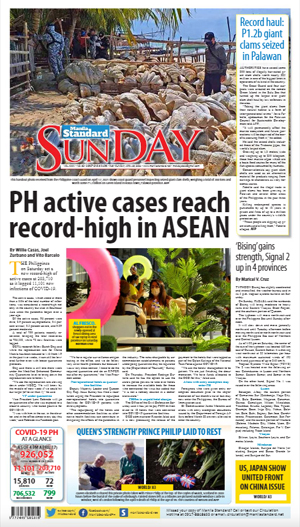 Sunday Print Edition (04/18/2021)