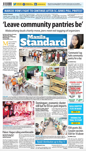 Wednesday Print Edition (04/21/2021)