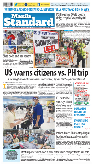 Thursday Print Edition (04/22/2021)
