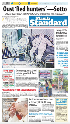 Friday Print Edition (04/23/2021)