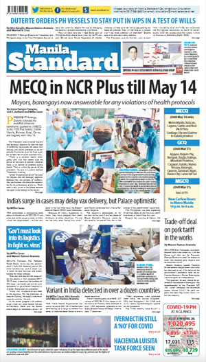 Thursday Print Edition (04/29/2021)