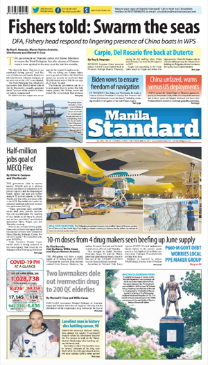 Friday Print Edition (04/30/2021)