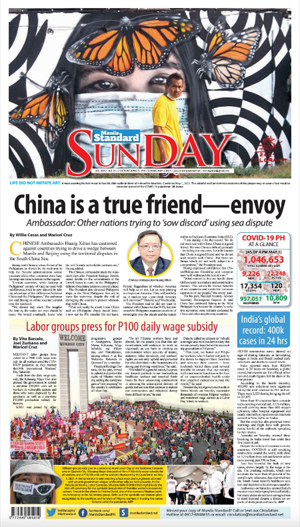 Sunday Print Edition (05/02/2021)