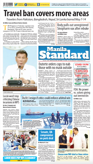 Thursday Print Edition (05/06/2021)