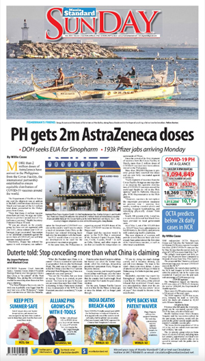 Sunday Print Edition (05/09/2021)