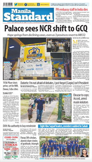 Tuesday Print Edition (05/11/2021)